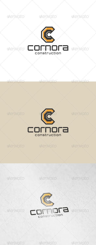 GraphicRiver Cornora logo 7034044