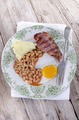 irish breakfast on a plate - PhotoDune Item for Sale