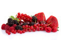 pile of red summer fruits or berries - PhotoDune Item for Sale