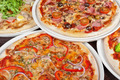 pizza with ham and mushrooms - PhotoDune Item for Sale