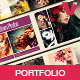 Photographer Portfolio - GraphicRiver Item for Sale