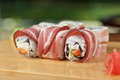 Sushi roll with bacon - PhotoDune Item for Sale