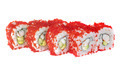 sushi rolls with sesame avocado and shrimp - PhotoDune Item for Sale