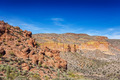 Fallen boulders on desert hillsides - PhotoDune Item for Sale