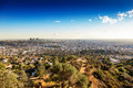 Los Angeles from the Griffith Observatory - PhotoDune Item for Sale