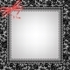 Lace Floral Frame - GraphicRiver Item for Sale