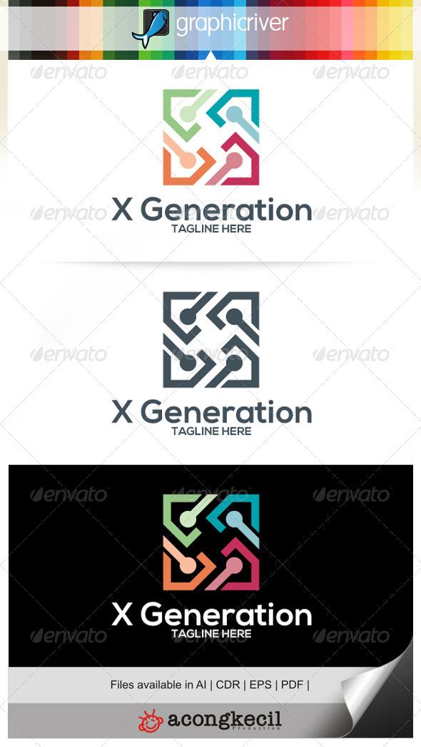GraphicRiver X System V.4 7039884