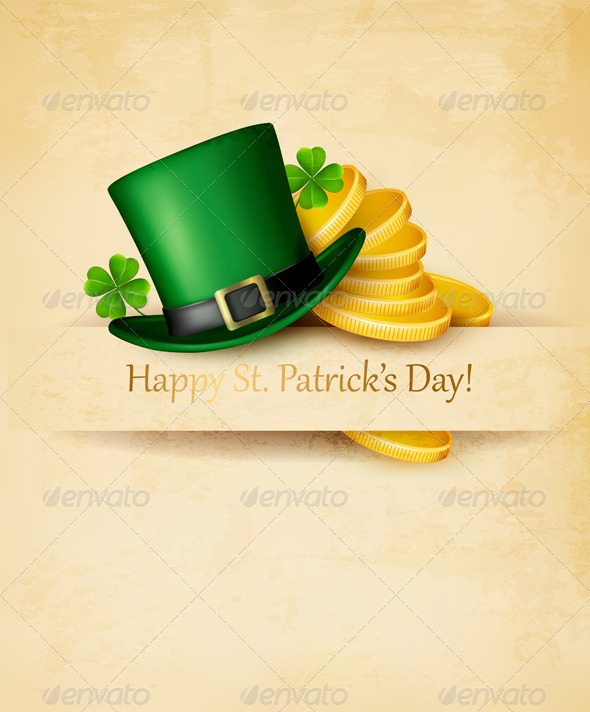 GraphicRiver Saint Patrick s Day Background 7039897