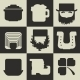 Set of Flat Irish St. Patricks Day Icons - GraphicRiver Item for Sale