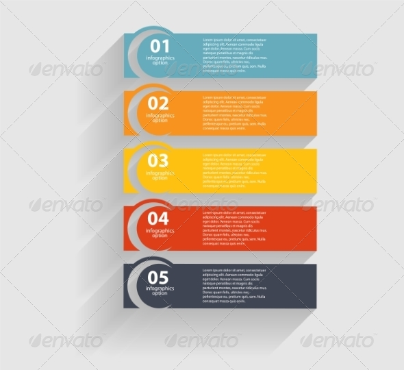 GraphicRiver Infographic Templates for Business 7040435