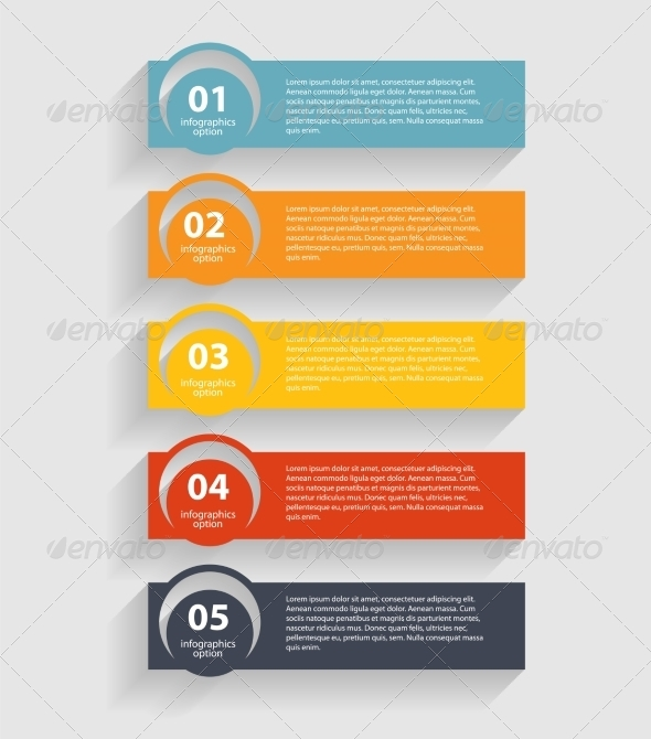 GraphicRiver Infographic Templates for Business 7040615