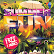 Summer Fun Flyer Template - GraphicRiver Item for Sale