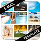 Multipurpose E-Mail Template 02 - GraphicRiver Item for Sale