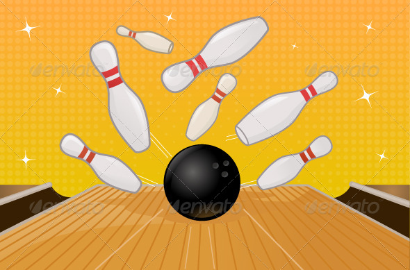 GraphicRiver Bowling 7043126