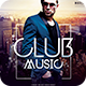 Club Music Flyer - GraphicRiver Item for Sale