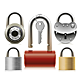 Set of Padlocks - GraphicRiver Item for Sale