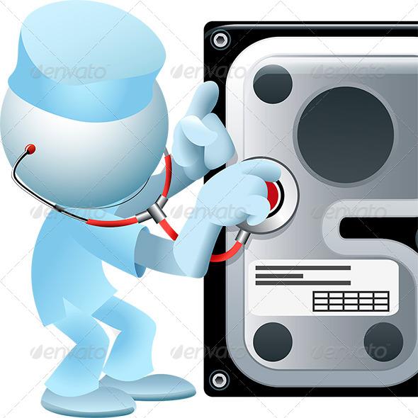 GraphicRiver Hardware Rescue 7045782