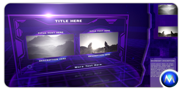 After Effects Project - VideoHive Corporate TECH 108798
