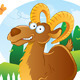 Goat Illustration Cartoon - GraphicRiver Item for Sale