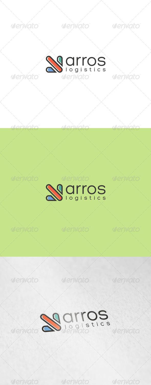 GraphicRiver Arros Logo 7048468