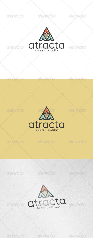 GraphicRiver Atracta Logo 7048477