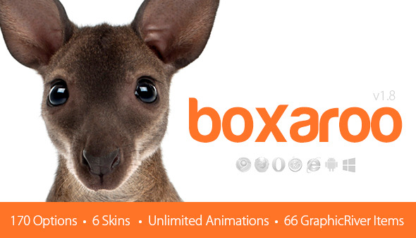 Boxaroo Lightbox v1.8  - CodeCanyon Item for Sale