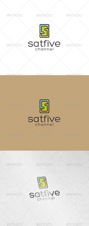 GraphicRiver Satfive Logo 7048513