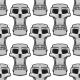 Skull Pattern - GraphicRiver Item for Sale