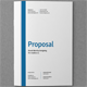 Clean Business Proposal - GraphicRiver Item for Sale