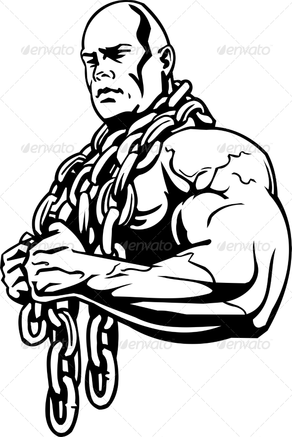 GraphicRiver Bodybuilding and Powerlifting 7052463