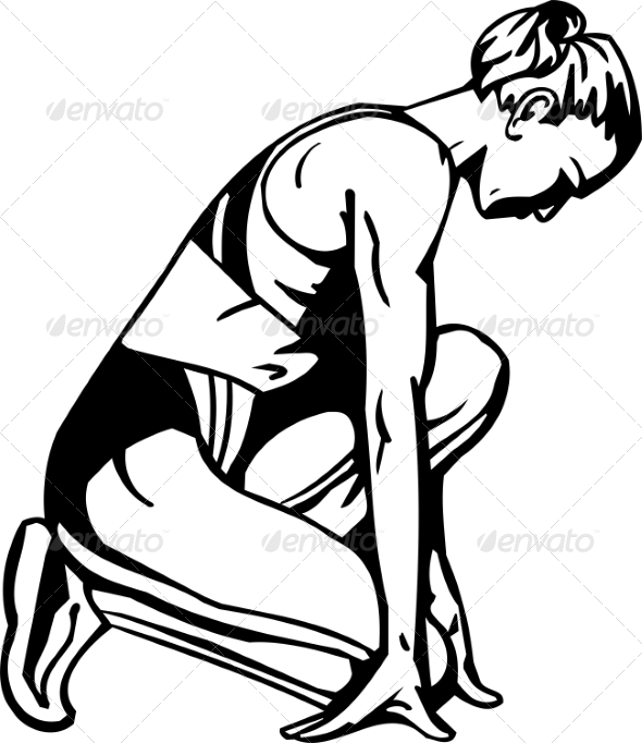 GraphicRiver Women s Fitness 7052821