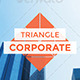 Triangle Corporate Slideshow - VideoHive Item for Sale