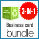Personal Business Card Bundle - GraphicRiver Item for Sale