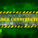 Under construction, poster, symbol. - PhotoDune Item for Sale