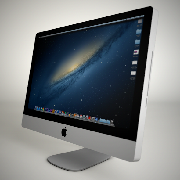 3DOcean Apple iMac 7057024