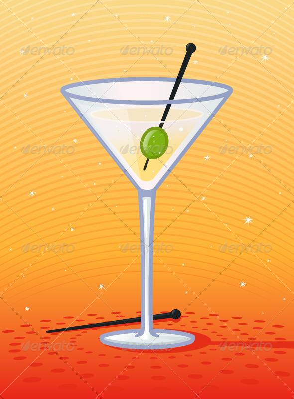 GraphicRiver Martini 7057907