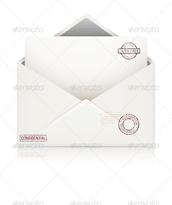 GraphicRiver Envelope 7057956