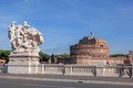 Sant Angelo Castle in Rome, Italy - PhotoDune Item for Sale