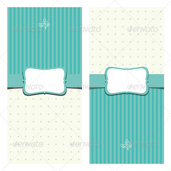 GraphicRiver Retro Greeting Cards 7058437