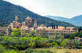 Monastery of Santa Maria de Poblet, Catalonia, Spain - PhotoDune Item for Sale