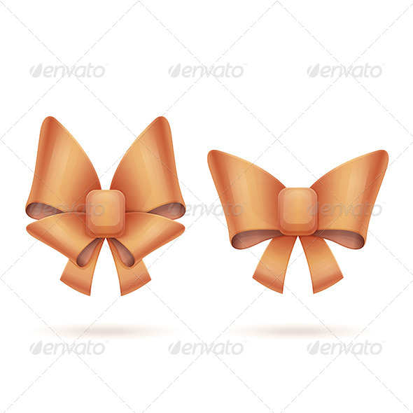 GraphicRiver Bows 7061107