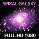Spiral Galaxy - VideoHive Item for Sale