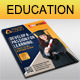 Creative Education Flyer V2 - GraphicRiver Item for Sale