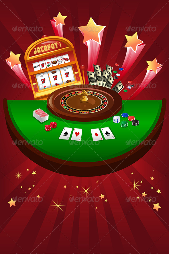 GraphicRiver Casino Gambling Design 7062854