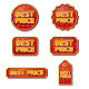 Best Price Labels - GraphicRiver Item for Sale