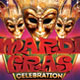 Mardi Gras Celebration Flyer Template - GraphicRiver Item for Sale