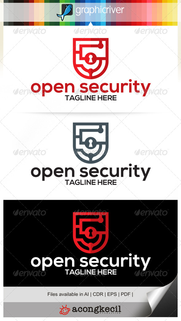 GraphicRiver Open Security V.2 7066511