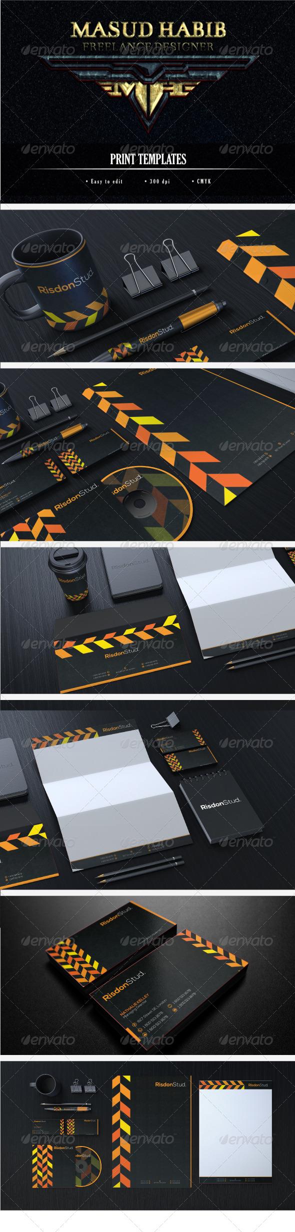 GraphicRiver Creative Corporate Identity 17 6980724