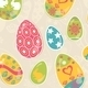 Seamless Multicolored Pattern of Easter Eggs - GraphicRiver Item for Sale