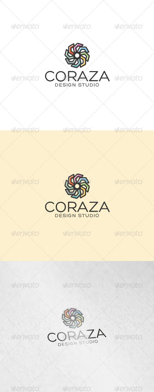 GraphicRiver Coraza Logo 7068519